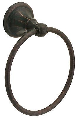 Franklin Brass 113601 Essence Towel Ring Venetian Bronze