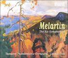 Melartin: The Six SYMPHONIES (CD, Sep-1999, 3 Discs, Ondine)