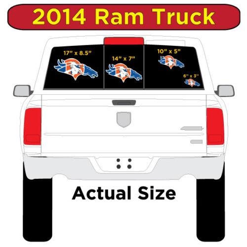 Vinyl Car Window Bumper Laptop Hardhat decal sticker Colorado Mammoth Lacrosse