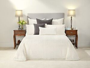 Bianca-Chelsea-Cream-Bedspread-Set-in-All-Sizes