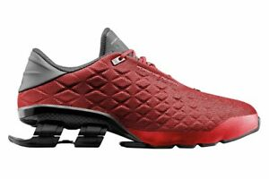 e5ead97d2 Adidas Porsche Design Sport Bounce Shoes S4 LUX II Mens Run Red ...