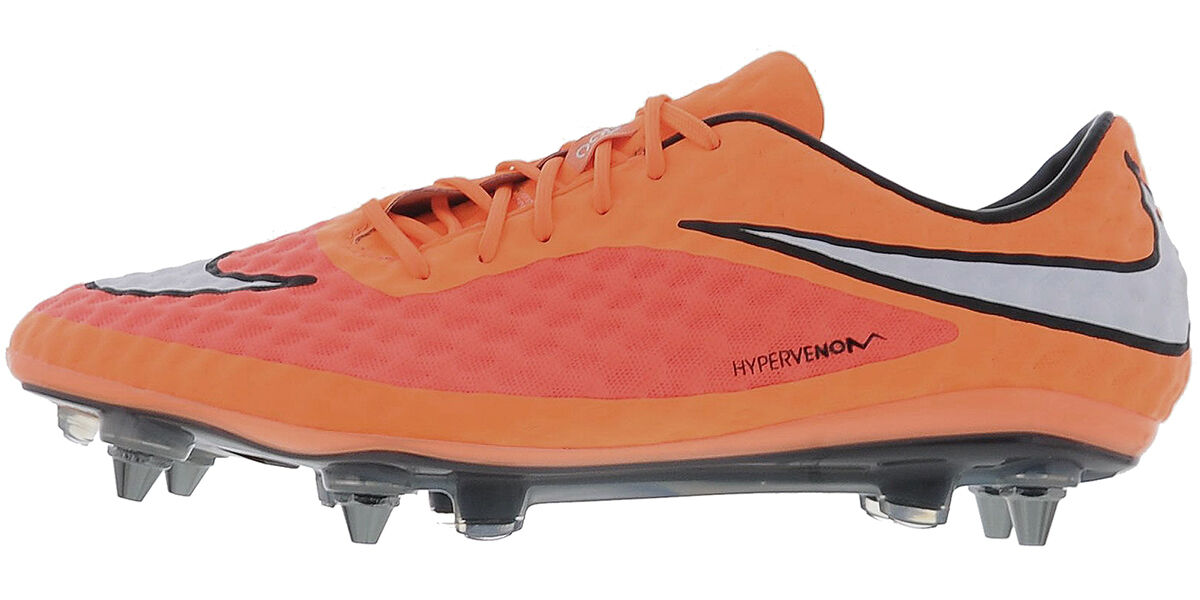 Nike Hypervenom Phantom SG Pro With Skin Soccer Cleats Boots With Pro Bag Size 6 Futbol d6309e