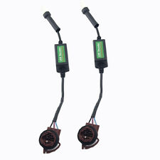 2 PCS 3157 Car LED Light Warning Error Canceller Load Resistor Decoder Adapter