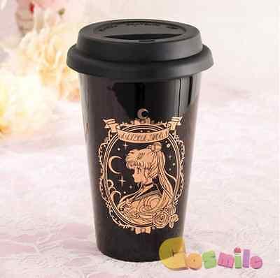 Sailor Moon Queen Serenity Henshin Ceramic Barrel Insulating Cup Mug Gift Sa