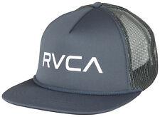 dee3a1bfc05 item 3 RVCA Mens VA Sport Foamy Trucker Snapback Hat - Charcoal White -RVCA  Mens VA Sport Foamy Trucker Snapback Hat - Charcoal White