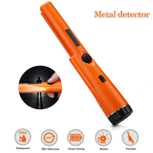 Metal Detector POINTER Pin Pointer Probe Waterproof HandHeld Gold Pinpointer