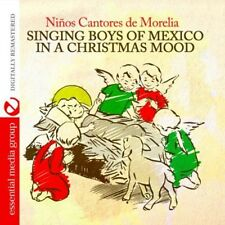 Singing Boys Of Mexico In A Christmas Mood - Nios Cantores (2013, CD NIEUW) CD-R