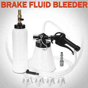 Image Is Loading 1L Air Brake Bleeder Kit Clutch Vacuum Bleeding