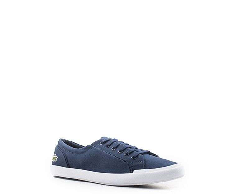 shoes shoes shoes LACOSTE Woman Sneakers Trendy blue Fabric 732SPW0136-003S ee153f