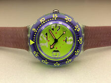 SWATCH Orologio ** sdn103-SPRAY Up-Scuba 200 ** NUOVO!