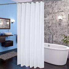 "Shower Curtain Liners Bath Tub Curtains Liner Vinyl Bone 72/"" Wide X 78/"" Long New"