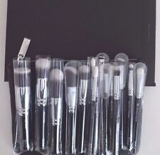 15Pcs Nuovo di Zecca Zoeva _ Complete Set Make Up Brush Pennelli Cosmetici Borsa Clutch