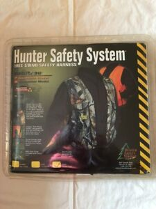 Realtree Hunter Safety System Tree Stand Harness
