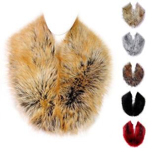 Futrzane-New-Winter-Scarf-Wrap-Faux-Fur-Collar-Shawl-Shrug-Fluffy-Stole