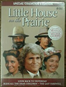 Little-House-on-the-Prairie-Special-Collector-039-s-Edition-DVD-2006-5-Disc-NEW