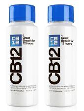 2 X cb12 enjuagues bucales Original Perfecto / Mentol 250 Ml Botella (500ml total)