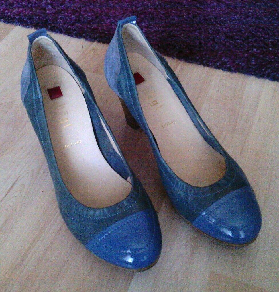 Högl 37,5 Pumps blau Günstige und gute Schuhe