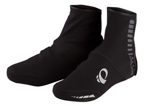 Pearl-Izumi-Elite-Softshell-Bike-Cycling-Shoe-Covers-Booties-Black-Large