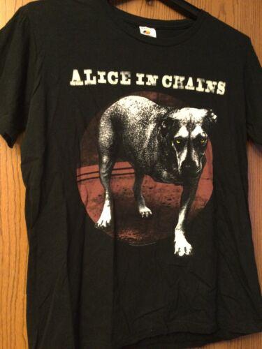 Alice In Chains (Three Legged Dog) - 2015 Black Sh
