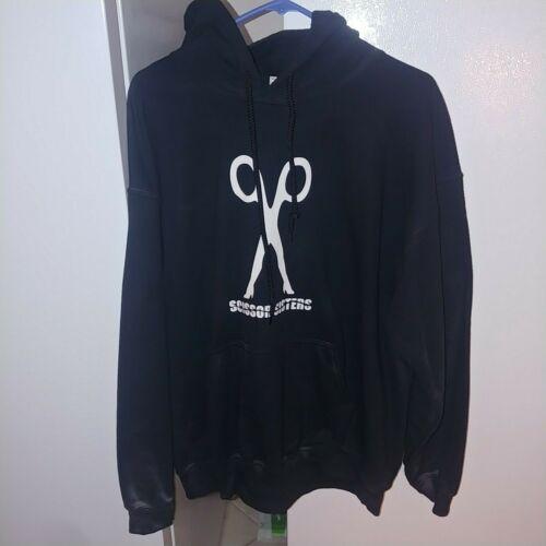 Scissor Sisters hoodie pullover Large