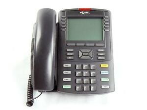 fully refurbished nortel 1230 ip phone ntys20bc70e6 ebay rh ebay com avaya 1230 ip deskphone user guide Avaya 1140E IP Deskphone