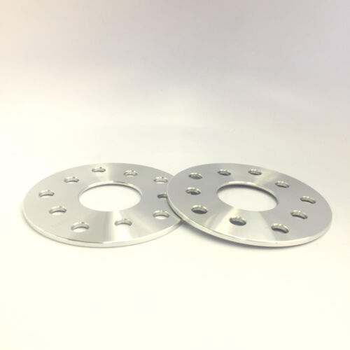 2X HUBCENTRIC WHEEL SPACERS ADAPTERS 5X114.3 ¦ 12X1.25 ¦ 56.1 CB ¦ 10MM STI