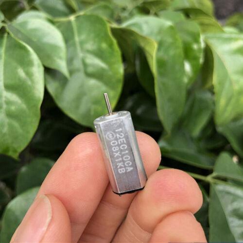 Minebea Mini 8mm*10mm*20mm M30 Motor DC 1.5V 3V 4.5V 15500RPM High Speed Motor