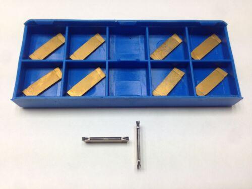 10 x ISCAR DGR 1500J-8D IC830 Cut Off Carbide Inserts Cnc Lathe tools DGFH NEW