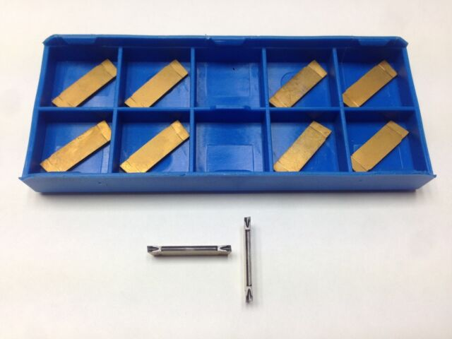 1 X ISCAR DGL 4003C-4D IC20 Cut Off Carbide Inserts Cnc Lathe tools DGFH