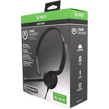 PowerA 136413101 Over the Ear Chat Headsets for Xbox One