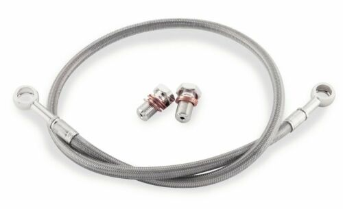 DUCATI 1991-1997 900SS SP GALFER BRAIDED STAINLESS STEEL CLUTCH LINE KIT