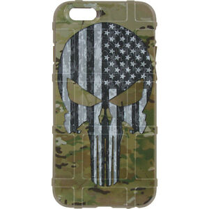reputable site e04a1 9446a Details about Magpul Field Case for iPhone SE,4,5,5s. Multicam/Scorpion US  Subdued Punisher