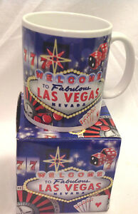 Abc Las Vegas >> Details About Abc Stores Welcome To Fabulous Las Vegas Coffee Mug Cup New Iob