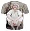 Marilyn-Monroe-Short-Sleeve-Graphic-Tee-3D-Print-Sexy-America-Ladies-T-Shirt-VX thumbnail 8