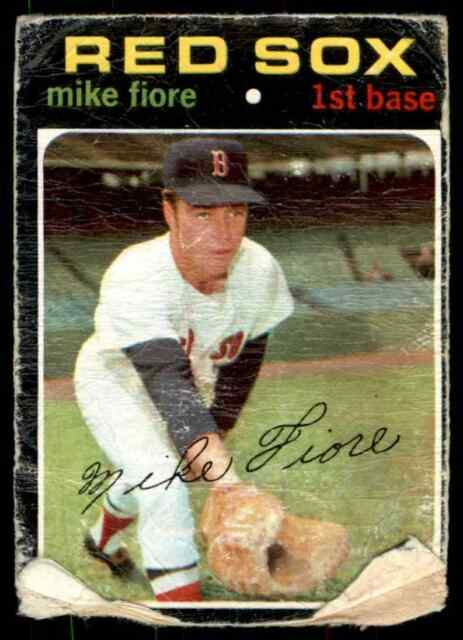 1971 Topps Mike Fiore . #287