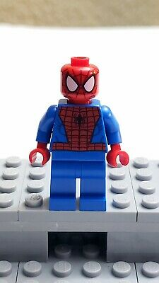 from Set 76005 76057 Superhero Authentic LEGO Marvel Spiderman Minifigure