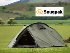 "Snugpak ""THE BUNKER"" Lightweight, 3 Man Expedition & Base Camp Tent, Quick Pitch"