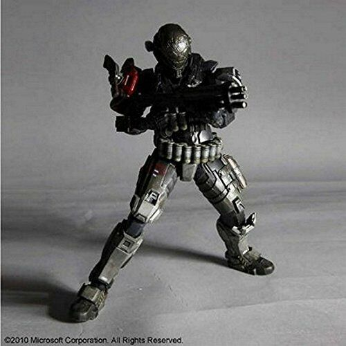 Halo Reach  Kai Action Figure  3 - Emile