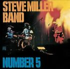 Number 5 [Special Edition] by Steve Miller Band (Guitar) (CD, Sep-2012, Edsel (UK))