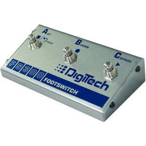 Digitech-fs300-3-volte-interruttore-a-pedale
