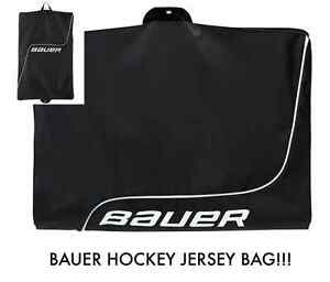 Image is loading Bauer-S14-Individual-Jersey-Garment-Bag-New-Holds- b0b40c94c7e