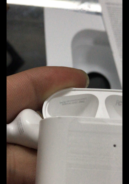 Apple AirPods 2nd Generation with Wireless Charging Case - DHL   Free Shipping