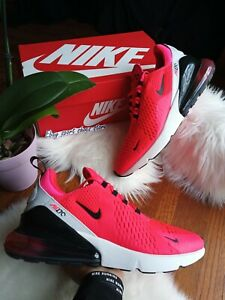 high fashion new photos fashion styles Details about 10 Men's Nike Air Max 270 RED ORBIT PINK BLACK GRAY RUNNING  CASUAL BV6078 600