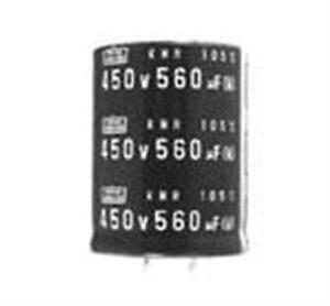 5-Aluminum-Electrolytic-Capacitors-Snap-In-680UF-200V