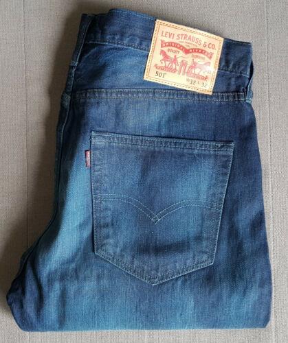 501 L32 Original W32 Fit Levi´s Double Herren Color Jeans Levis tqwaTfB