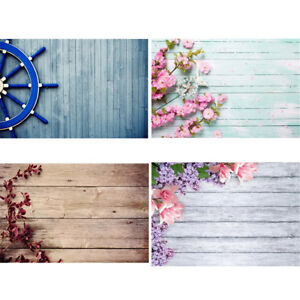 Retro-Photography-Flower-Background-Studio-Photo-Props-Painted-Backdrop-2-3ft