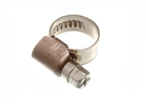 Pack de 6 Nouveau Collier serrage jubilé clip 10 mm pour acier inoxydable 16 mm outils