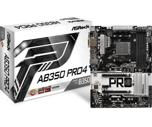 AsRock-ab350-PRO4-ATX-placa-base-AMD-AM4-CPU