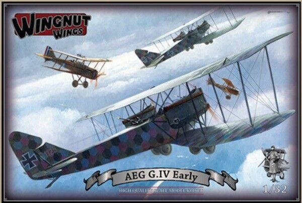 Wingnut Wings 1 32 AEG G.IV (Early)