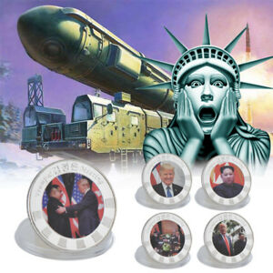 WR-Collection-Silver-Coin-Donald-Trump-US-and-Kim-Jong-un-Singapore-Meeting-2018